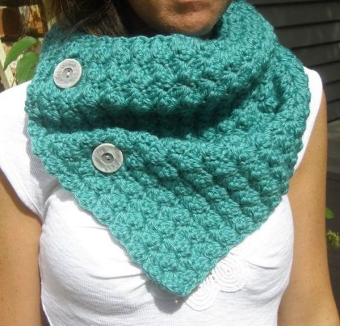 Love this scarf: