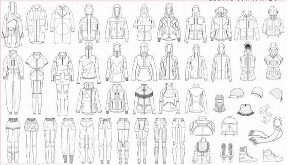 Clothing on Pinterest