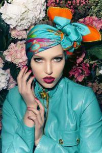 african women head scarf design | Head Scarves Fashion ...