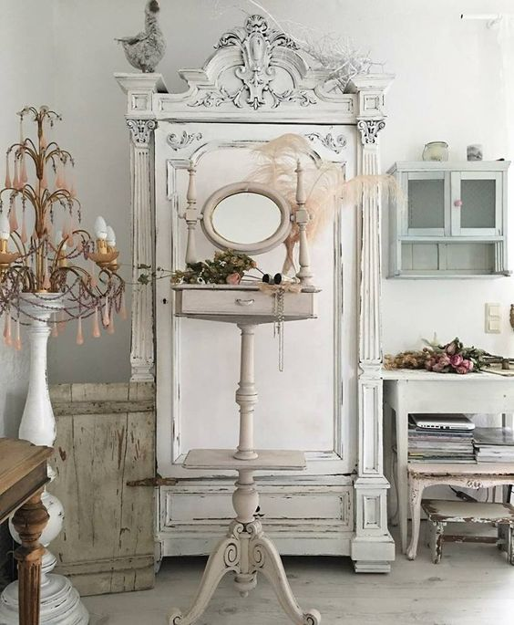 Shabby And Charming Pure Shabby Chic Lana Schuster's