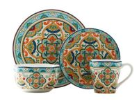 Moroccan Dinnerware Sets | Mediterranean Dinner Sets and ...