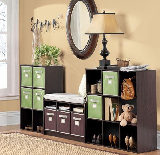 Martha Stewart Living 9 Cube Organizer Homedecorators