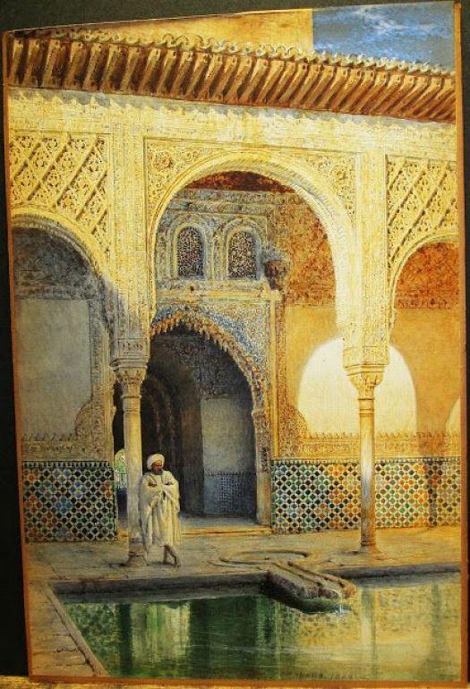 Granada: A Poem by Nizar Qabbani