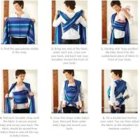 Baby wrap carrier, Baby wraps and Wraps on Pinterest