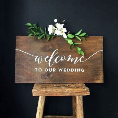 Welcome to our weddi
