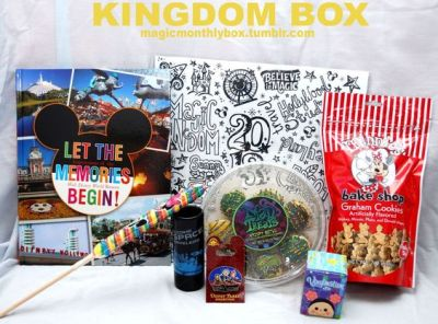Magic Monthly Boxes. Finally....a subscription box ...