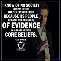 Sam Harris quote | Science, Atheism, & Political Memes and ...