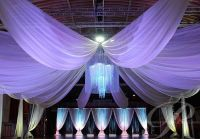 Ceilings, Wedding draping and Bedroom drapes on Pinterest