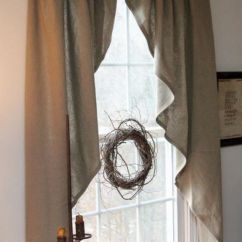 Cafe Curtains For Living Room Style Ideas Uk Side Door, Window And Curtain On Pinterest