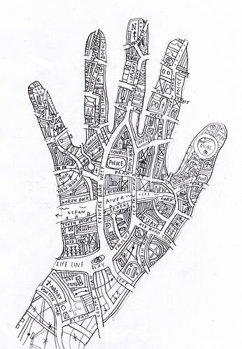 Know your town (like the back of your hand) by johnefrench