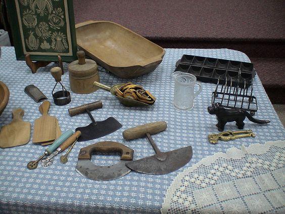 Antique Kitchen Gadgets with  ANTIQUES  Pinterest