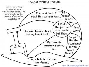 Colors, Writing prompts and Beaches on Pinterest