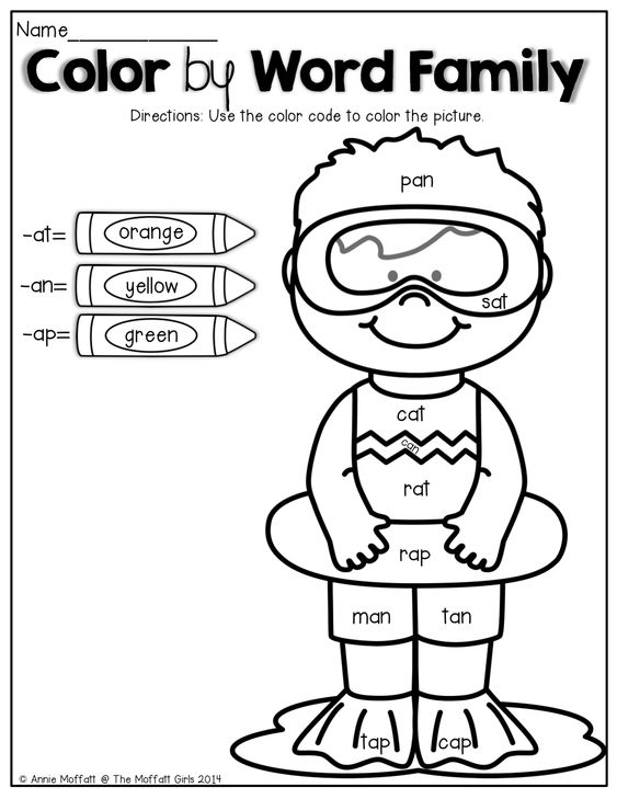 Word families, Different words and Words on Pinterest