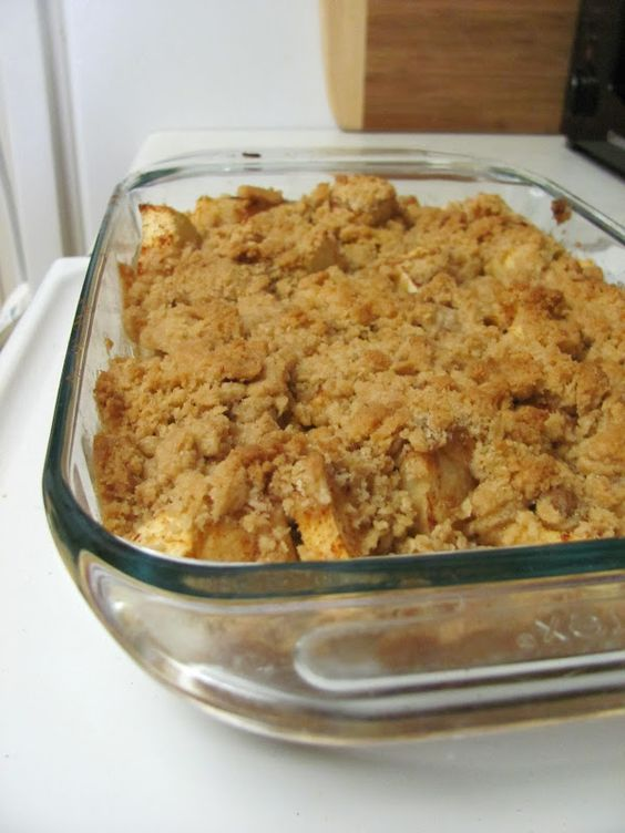 recipes for simple sticks recipe bowl cut apple crisp