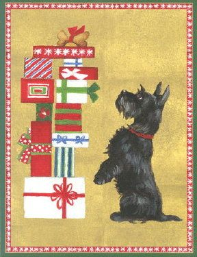 Scottie Dogs Scottish Terriers And Xmas On Pinterest