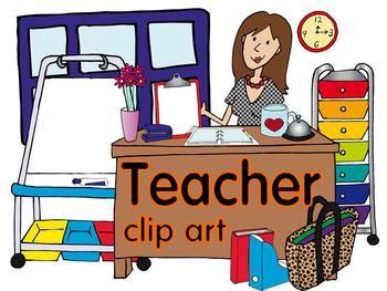 teacher clip art teaching