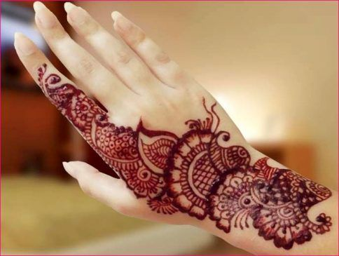 simple-eid-mehndi-design11: