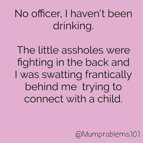 No Officer!