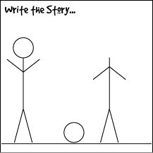 Writing prompts, Creative writing prompts and Writing on