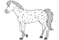 Ausmalbilder Bibi Und Tina Reiten Bibi Und Tina Pferde