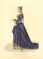 15th century dress fashion