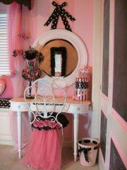 poodles paris and pink bedroom