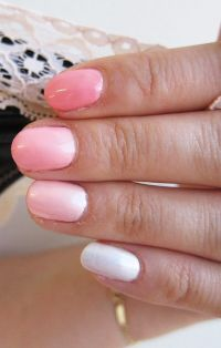 Summer Ombre Nails - the perfect day-to-night look - and ...