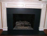 Absolute Black Granite Fireplace Surrounds   Haddon Hall ...