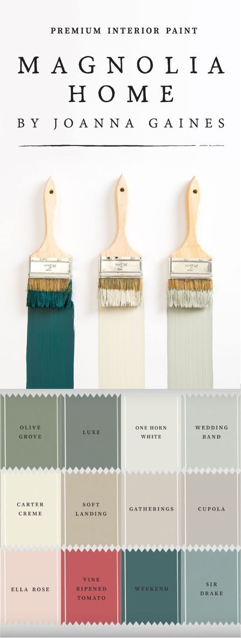 Fixer Upper Paint Colors Favorite Paint Colors Blog