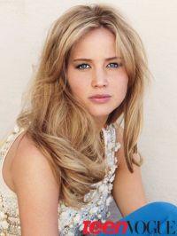 we loooooove Jennifer Lawrence in teen vogue! Perfect ...