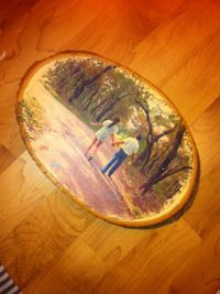 Picture transfer onto wood using modge podge! | DIY ...