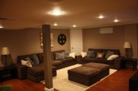 finished basement - add drywall, ceilings, paint or ...