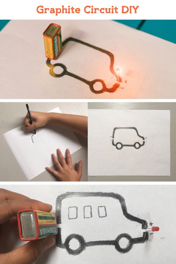 Using Electrical Circuits To Make Games And Activities