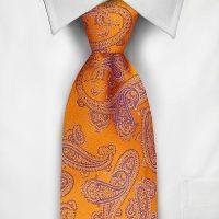 Paisley, Orange weddings and Groom and groomsmen on Pinterest