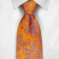 Paisley, Orange weddings and Groom and groomsmen on Pinterest