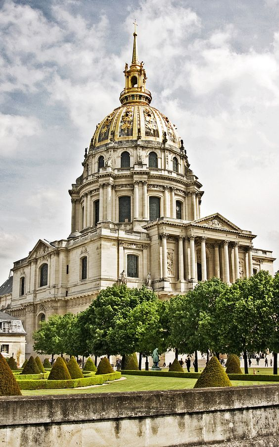 Les Invalides, Paris: