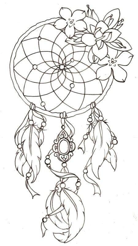 Tattoo ideas, Catcher and Dream catchers on Pinterest