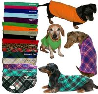 Cozy Fleece Dachshund Dog Sweaters | Adorable Dachshunds ...