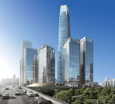 Kuala Lumpur TRX Signature Tower