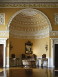 Moldings, Ceilings and Rivers on Pinterest