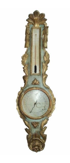 18th century french barometer: