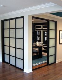 Sliding Doors Interior Room Divider Fenzer Awesome And ...