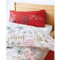 Duvet sets, Duvet cover sets and Bicycles on Pinterest