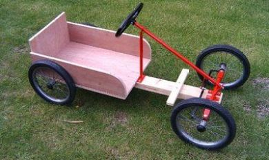 Wooden Billy Cart Designs Wooden Thing