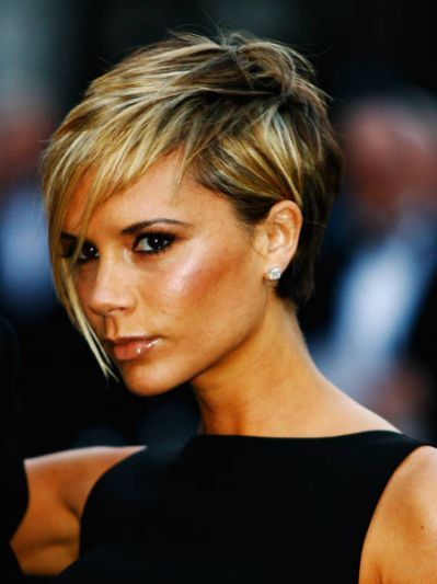 Frisuren Victoria Beckham Pictures Coiffures Courtes Pinterest