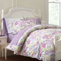 Paisley Pop Duvet Cover & Pillowcases | PBteen | Girls ...
