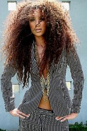 suits wild and big hair
