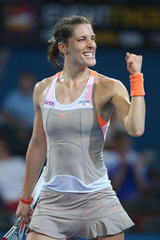 Andrea Petkovic (Semis RG14):