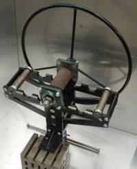 "Details about New Ring roller, bender 150mm/6"" width"