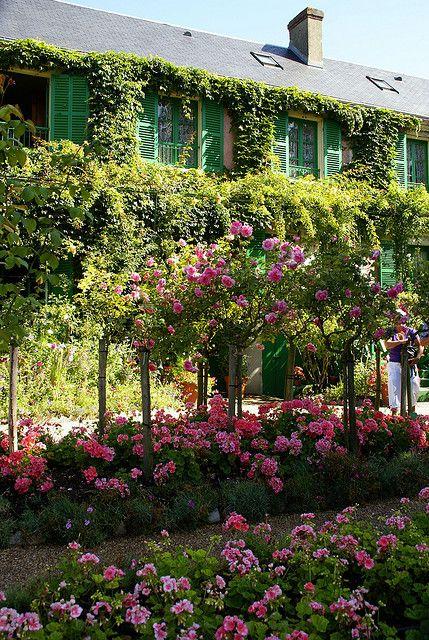Giverny, Monets Haus und Garten (Monet's House and Garden):